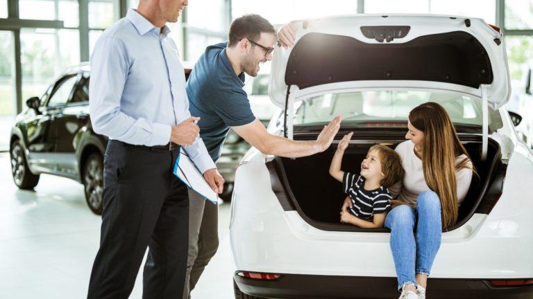 Carros para família