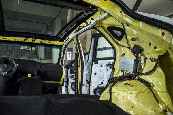 Blindagem mais leve: descubra as vantagens do sistema UDura para o seu carro