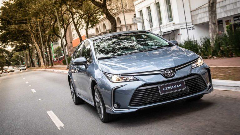 6 razões para ter um carro da Toyota blindado pela Evolution